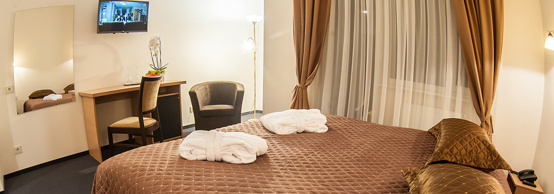 Suite room with balcony